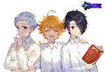 Yakusoku no Neverland- Render #452