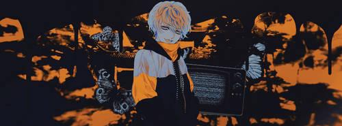 Out- Orange Boy by fania98