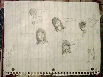 Lorien Legacies- Drawings by thedreamiscollapsing