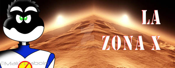 Zona X Banner by F8Fantasia
