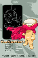 Pixel ID - Kukoman by keeprockin
