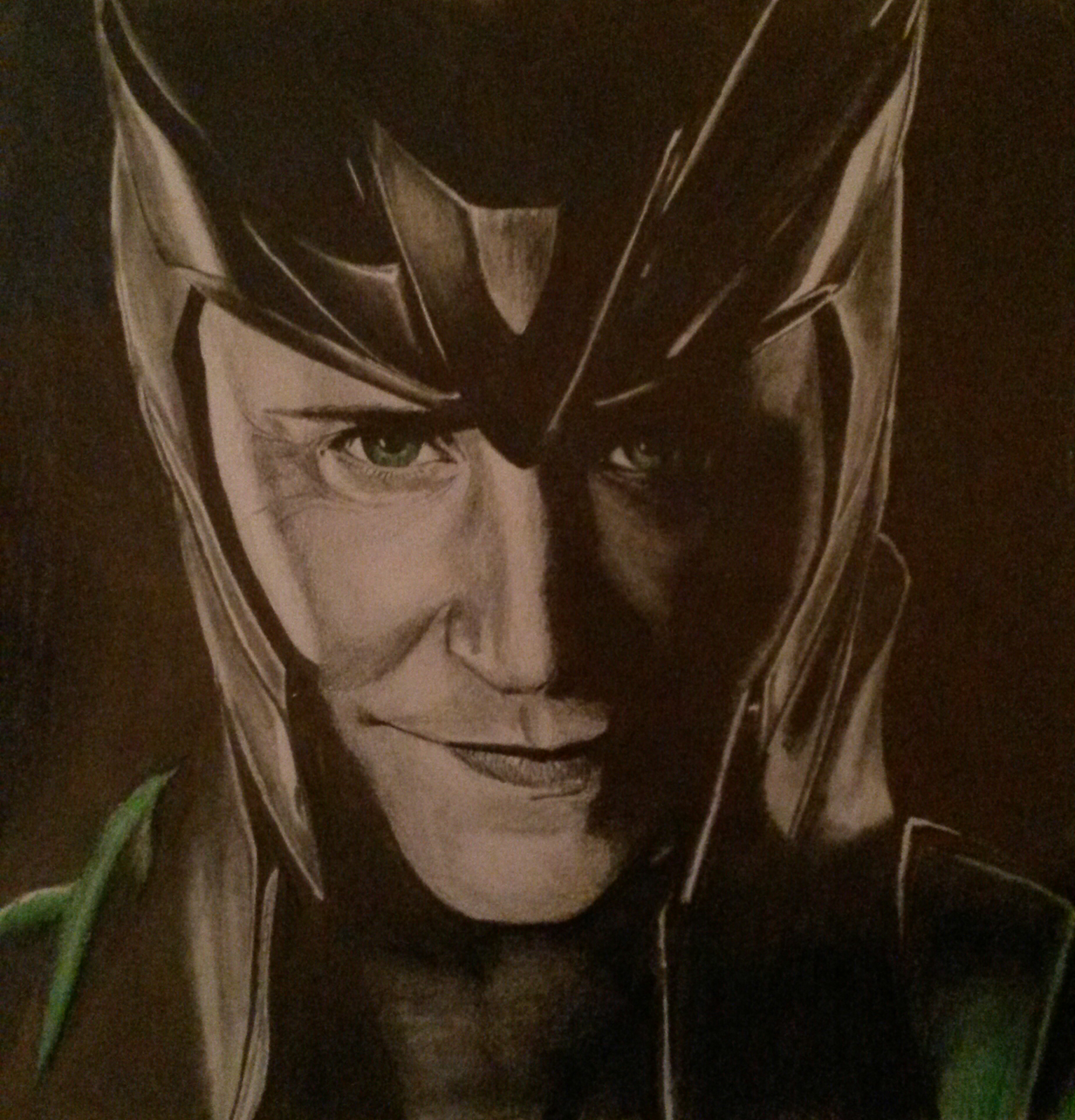 Loki God of Mischief by tofu0004 on DeviantArt