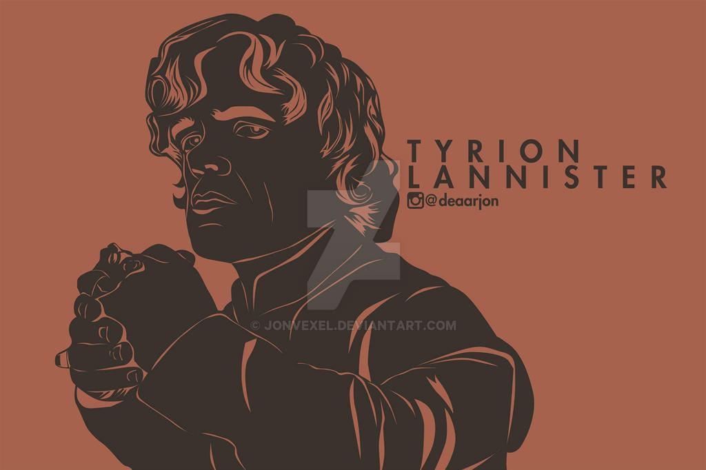 Tyrion Lannister by Jonvexel