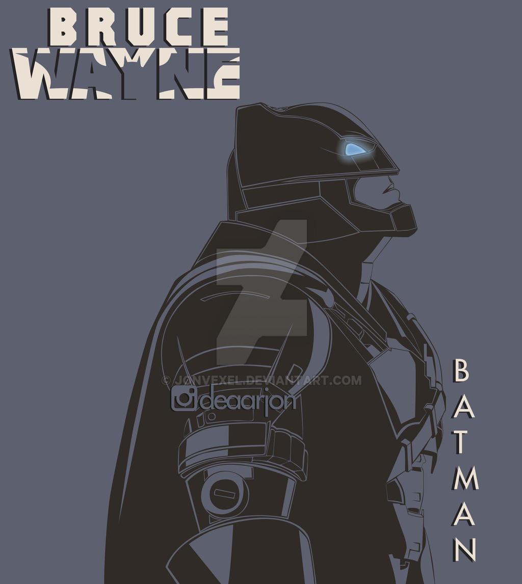 Batman by Jonvexel