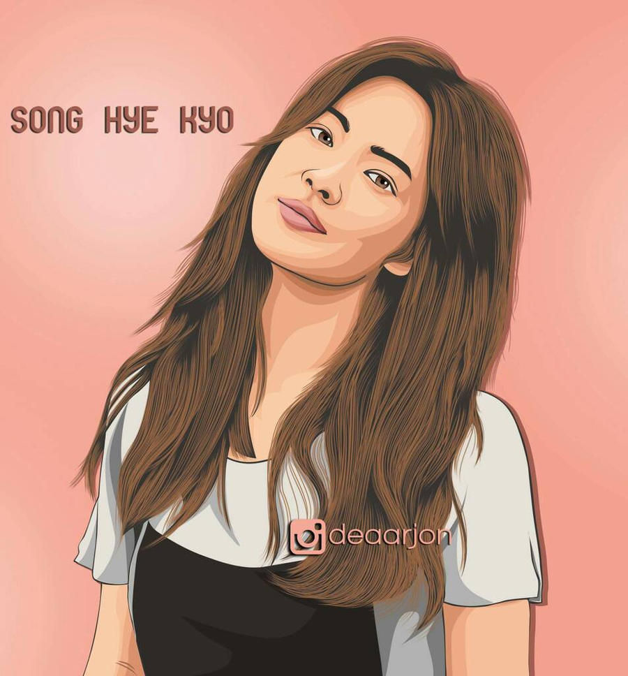 Song Hye Kyo by Jonvexel