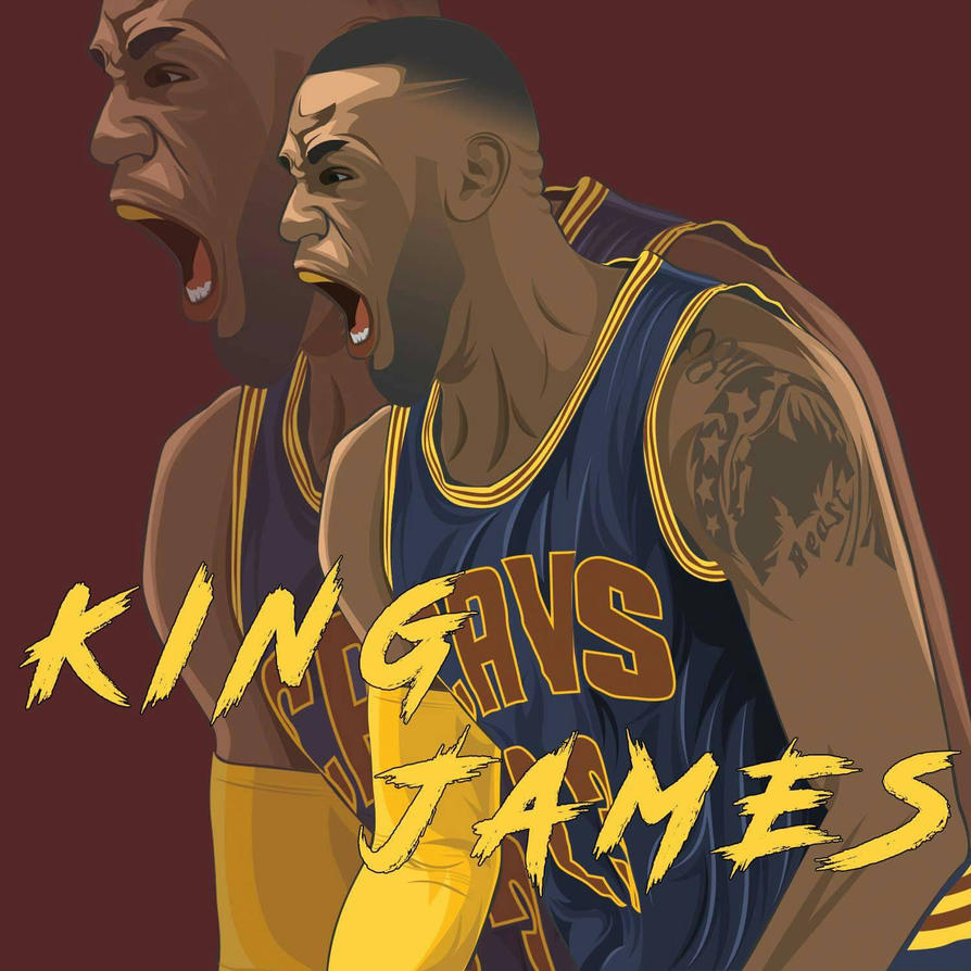 King James! by Jonvexel