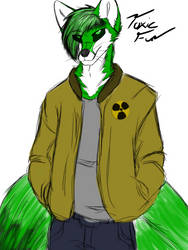Toxic Fur (2021)