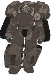 Tank Power Armor