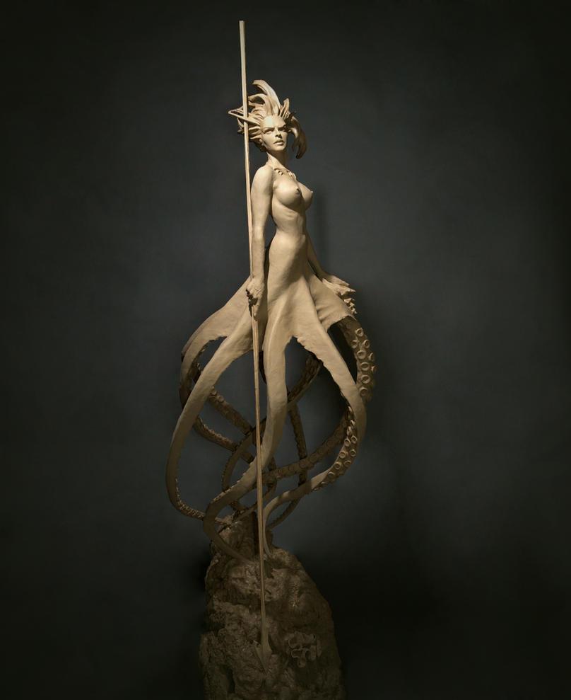 Queen of the Seas by ddorrity