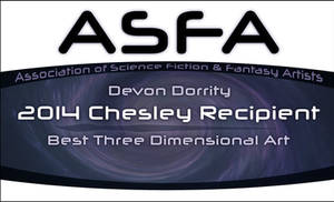 2014 Chesley Award for Best Dimensional Art