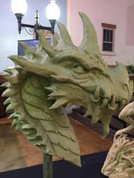 Berach, the Dragon at Film Quest