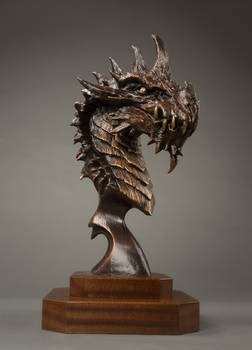 Berach, Lord of Dragons Front View