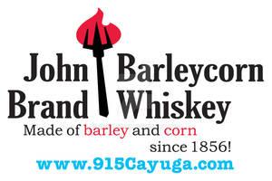 John Barleycorn Brand Whiskey