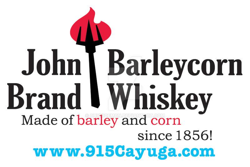 John Barleycorn Brand Whiskey by chicodemon