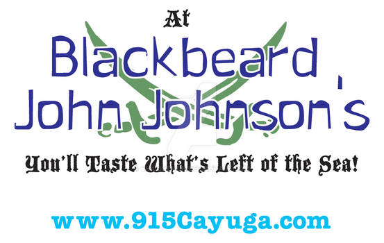 Blackbeard John Johnson's