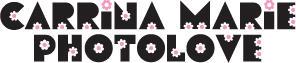 Carrina Maree Photolove Logo