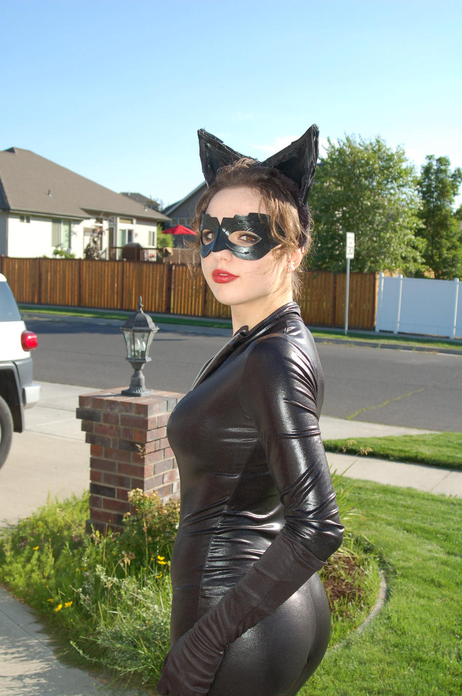 Catwoman Cosplay by Kodochaiscool