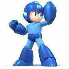 Megaman from Super Smash Bros by megaman12345679