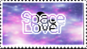 space lover stamp by pastelRoy