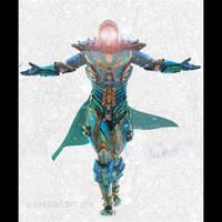 Kor-Hydra Awakens by Euskelo