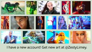 New Account: ZestyLimey