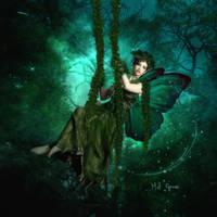 Fairies Queen by MelGama