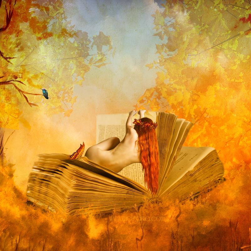 Autumn Lives by MelGama