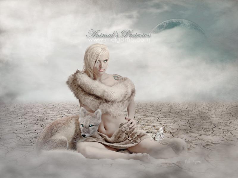 Animal's Protector by MelGama