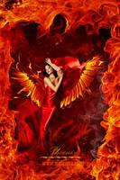 Phoenix by MelGama