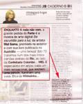 Jornal do Brasil 2008