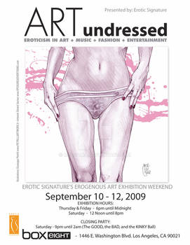 Artundressed Los Angeles 2009