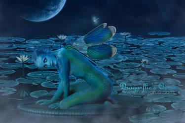 Dragonflie's Queen by MelGama