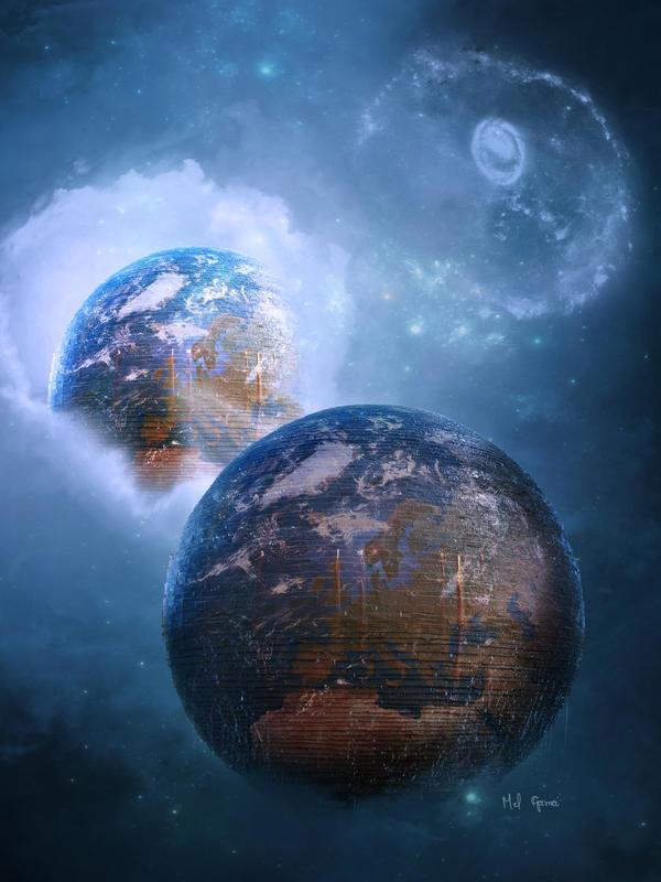 parallel universe art - photo #28