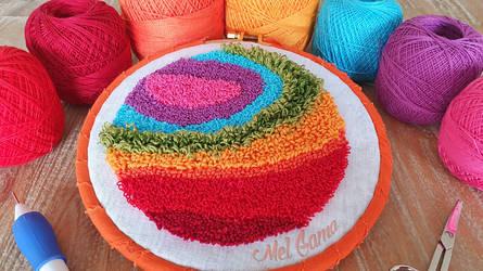 Rainbow Passion by MelGama
