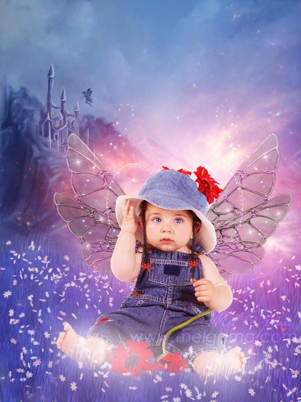 My fairy tale by MelGama