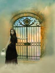 Heavens Gate by MelGama
