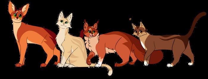 NEW Firestar Family Designs