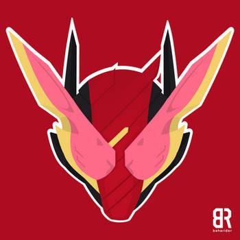 Kamen Rider Build RabbitRabbit Form by baharider