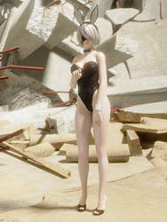 2B New body MOD 3 by Fakemodeo