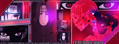 Itachi Uchiha by AKASHIMURASAKIBARA