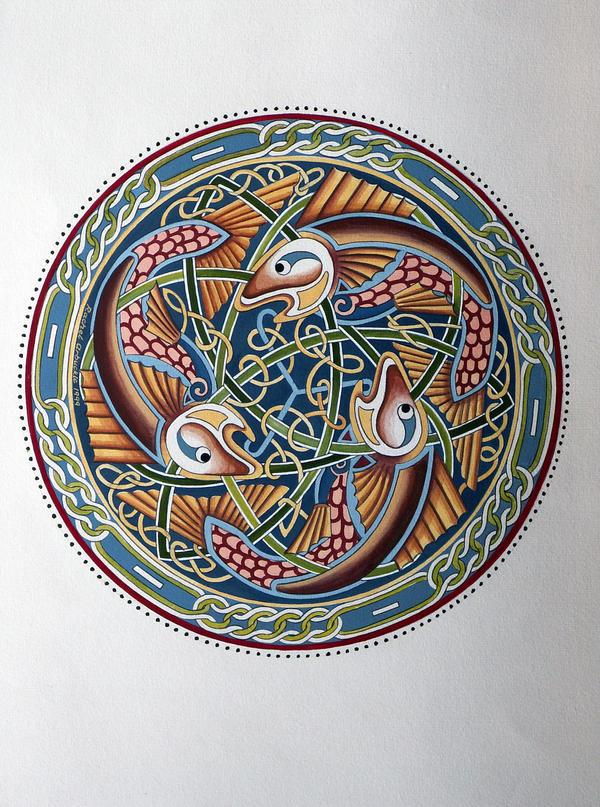 celtic fish by CelticArt