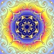Rainbow - Tile 10a by spleendonor
