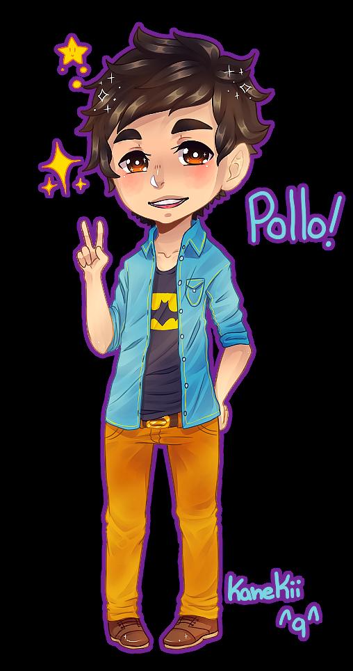 Polloo by Kanekii