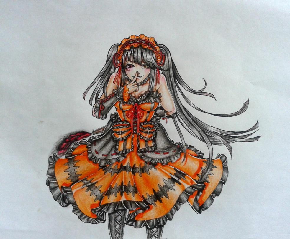 Kurumi Tokisaki by ReneAoyama