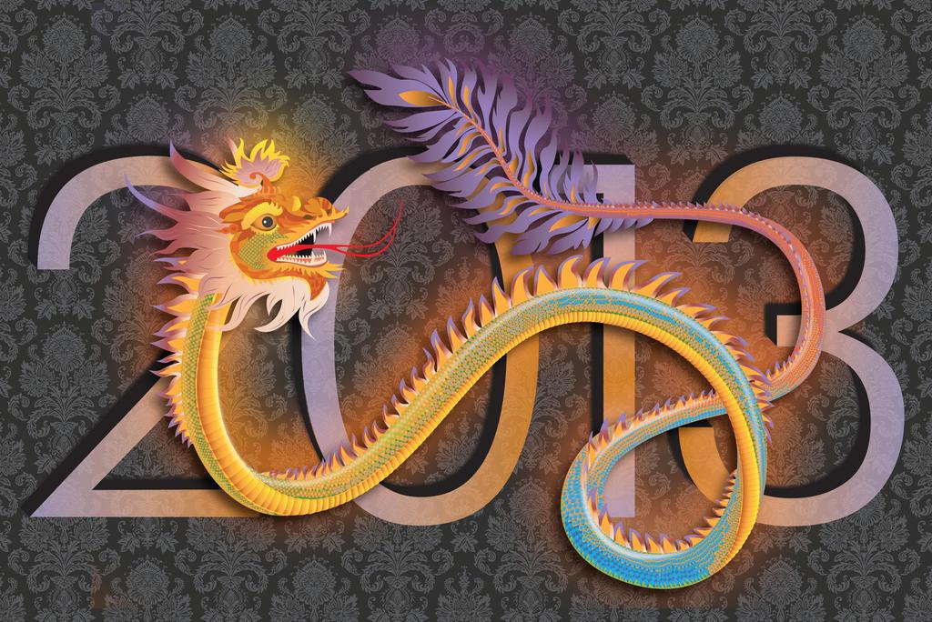 dragon by Alsu-1