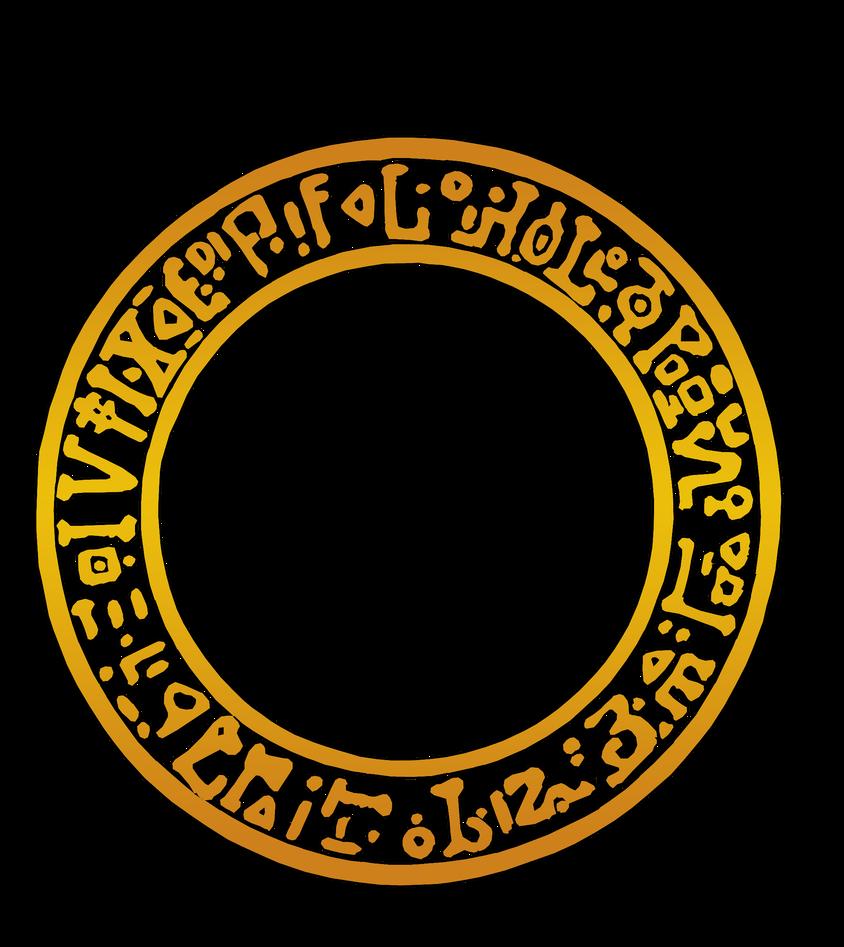 Yu-Gi-Oh Dark Magical circle by KaioshinSudEst on DeviantArt