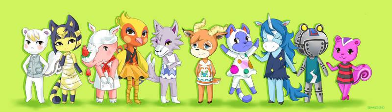 Animal Crossing Dreamies
