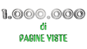 1.000.000 Pageviews by Ciullo-Corporation