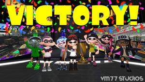 [SPLATOON GMOD] Meggy's Splatoween: VICTORY!!!