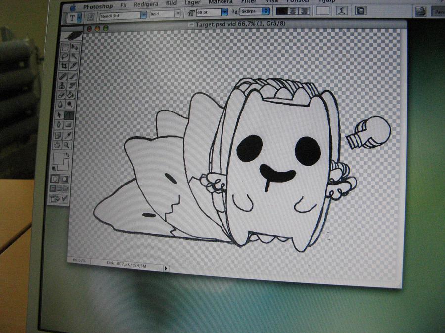 Animation Process By Pandaphobia